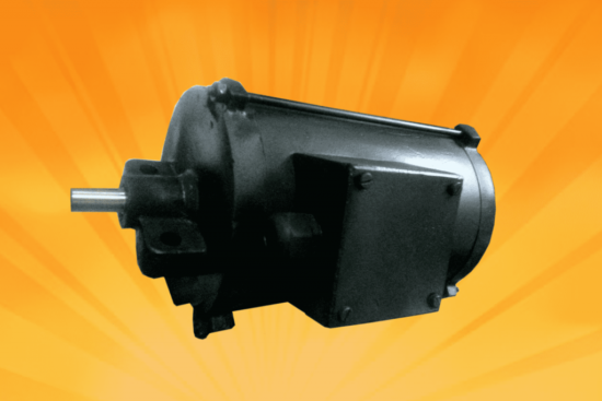 AC Motor for Point Machine