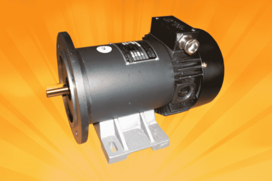 Permanent magnet DC Motors B114 SERIES