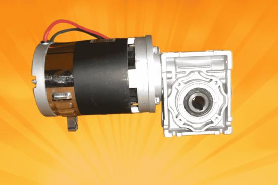 Permanent magnet DC Motors Geared motors