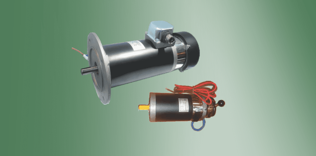 DC MOTOR MAINTENANCE
