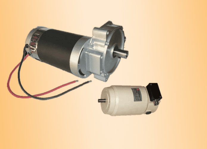 DIFFERENCE BETWEEN DC MOTORS AND GEARED MOTORS
