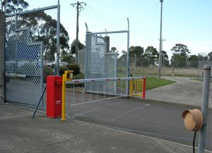 Electric Lifting Barrier/Crossing gate